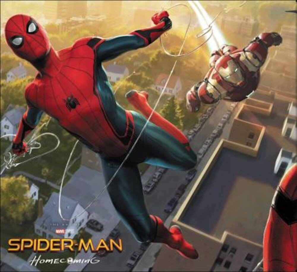 Spider-Man: Homecoming: The Art of the Movie, Hardcover