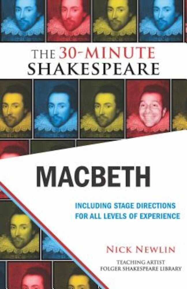 Macbeth: The 30-Minute Shakespeare, Paperback