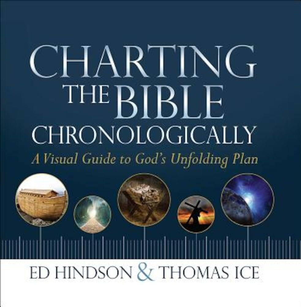 Charting the Bible Chronologically: A Visual Guide to God's Unfolding Plan, Hardcover