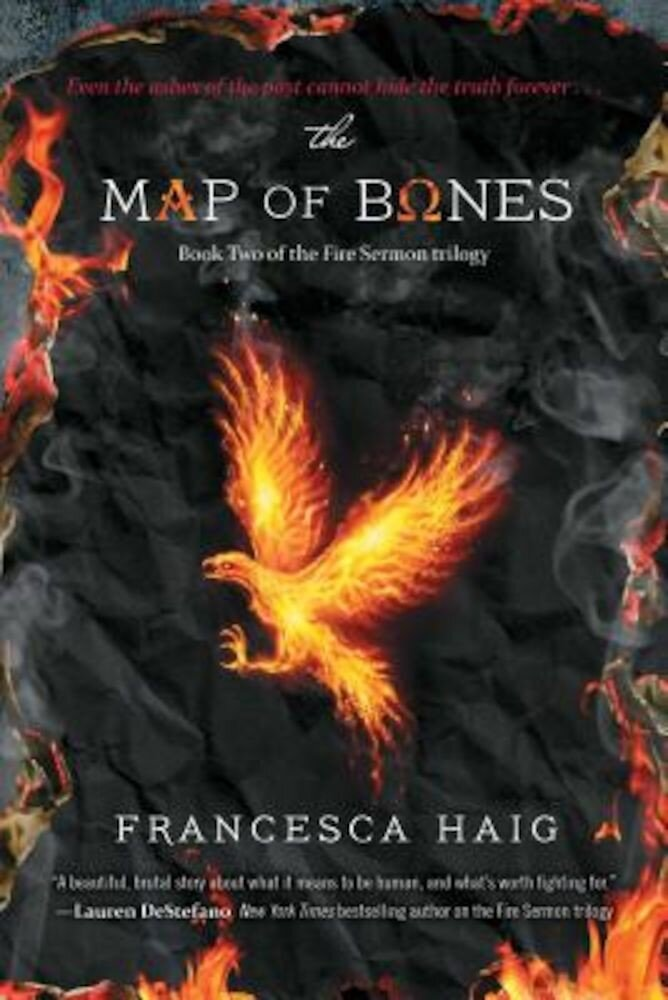 The Map of Bones, Paperback