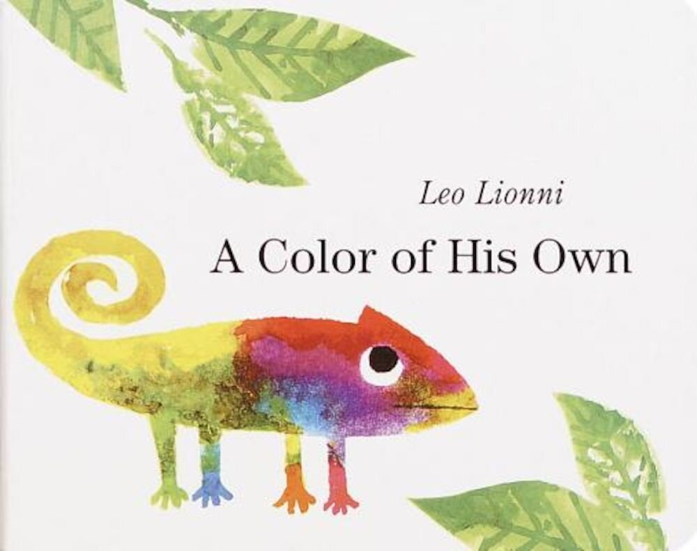 A Color of His Own, Hardcover