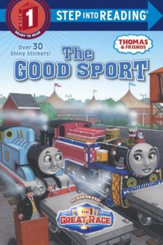 Thomas & Friends the Good Sport (Thomas & Friends), Paperback