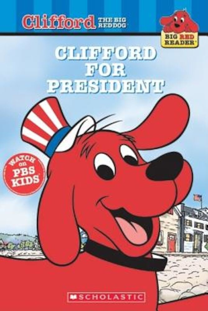 Clifford for President, Paperback