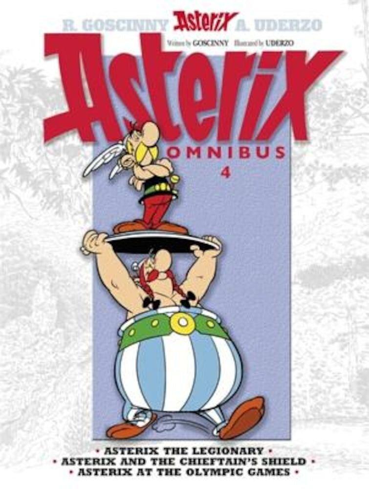 Asterix Omnibus 4, Paperback