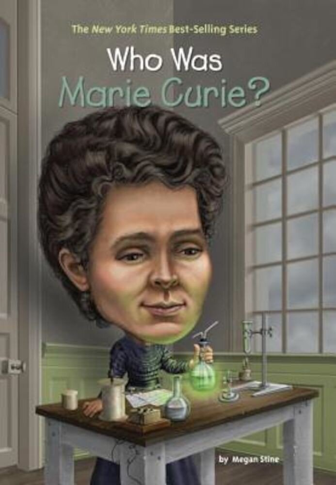 Who Was Marie Curie?, Paperback