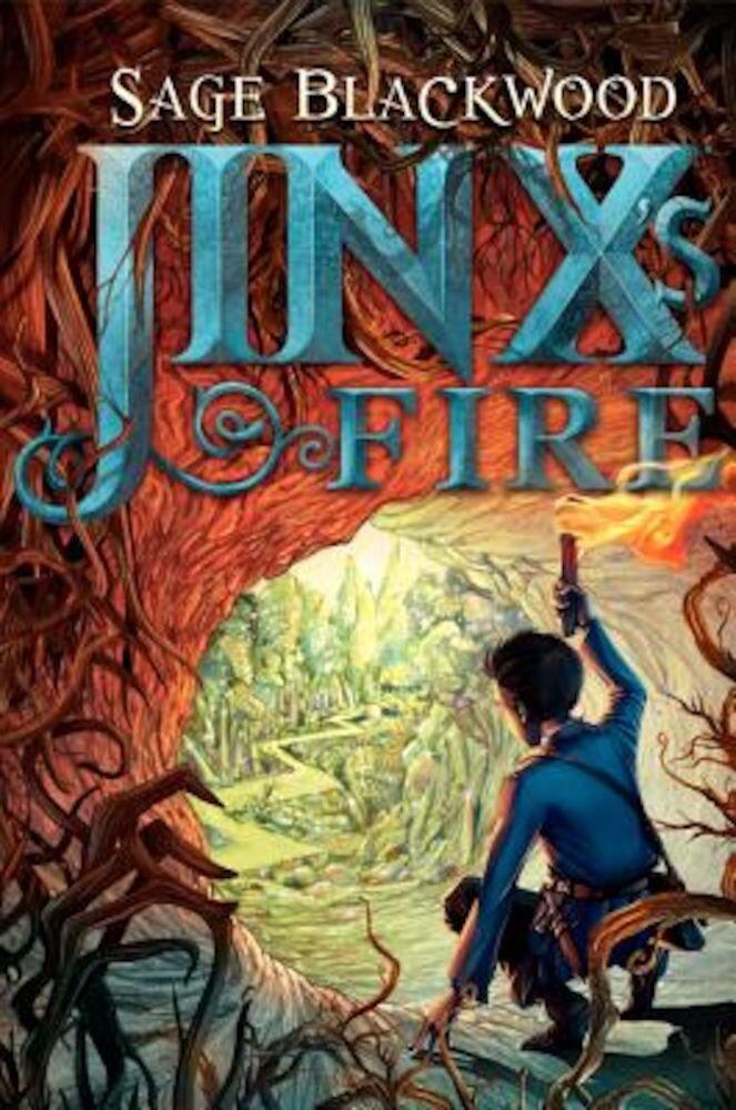 Jinx's Fire, Hardcover