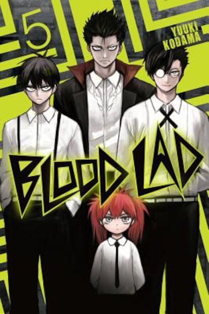 Blood Lad, Vol. 5, Paperback