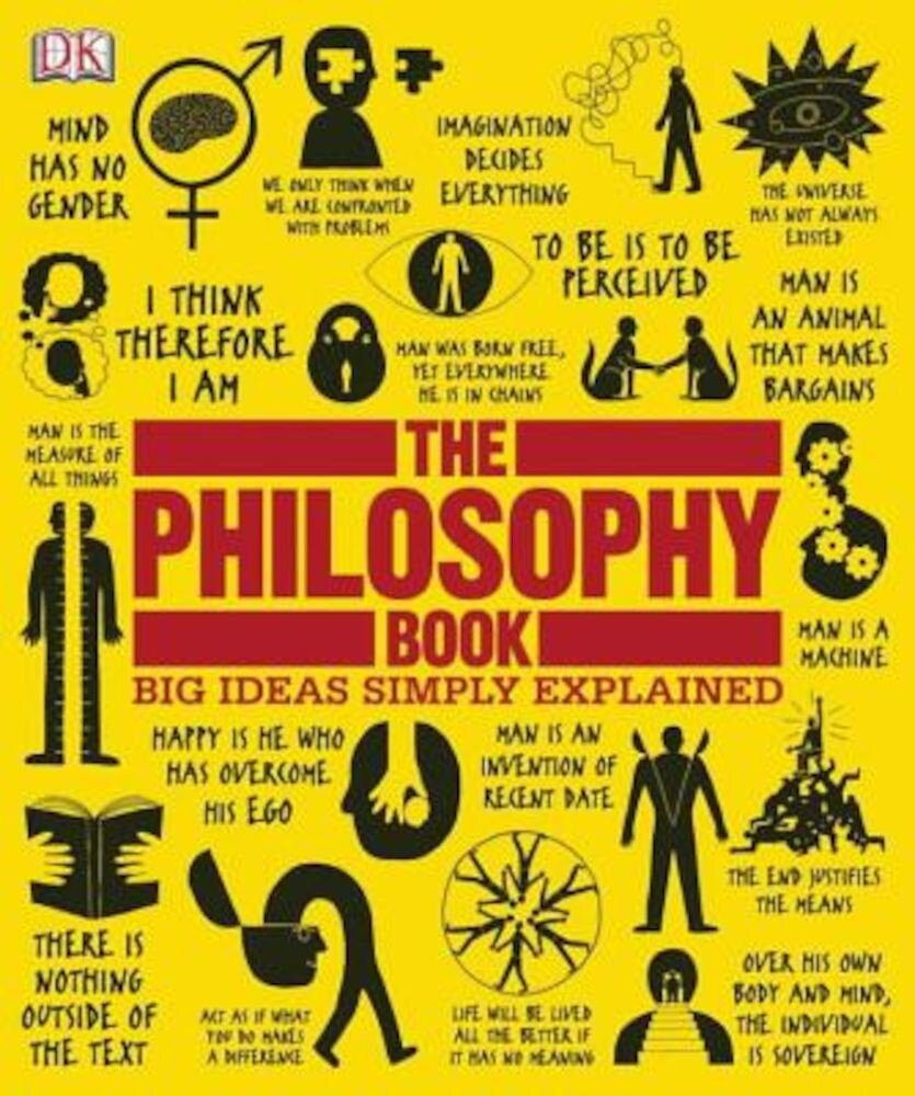 The Philosophy Book, Hardcover