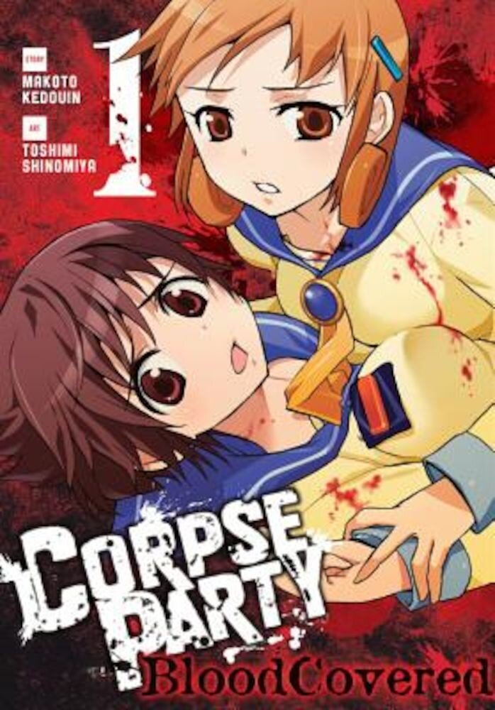 Corpse Party: Blood Covered, Volume 1, Paperback