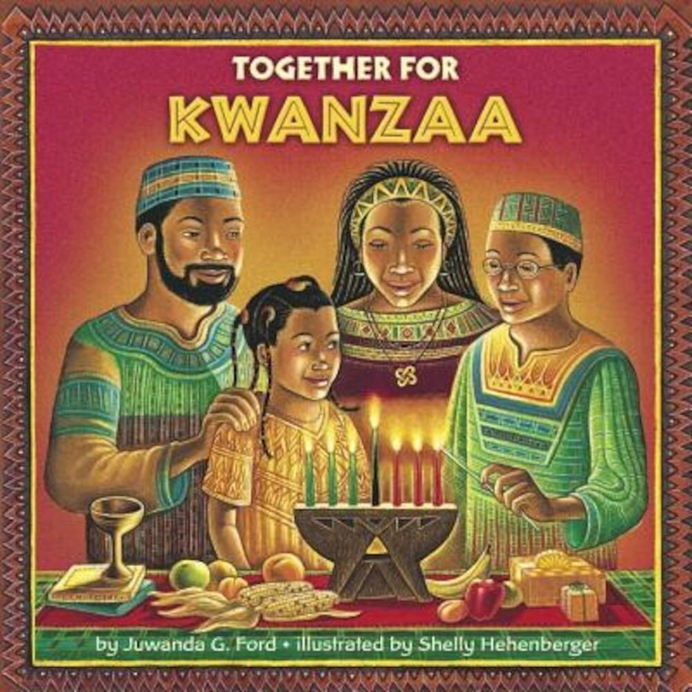 Together for Kwanzaa, Paperback