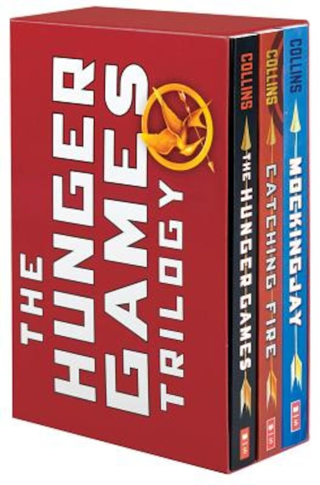 The Hunger Games Trilogy, Paperback