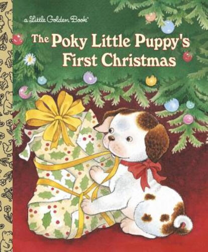 The Poky Little Puppy's First Christmas, Hardcover
