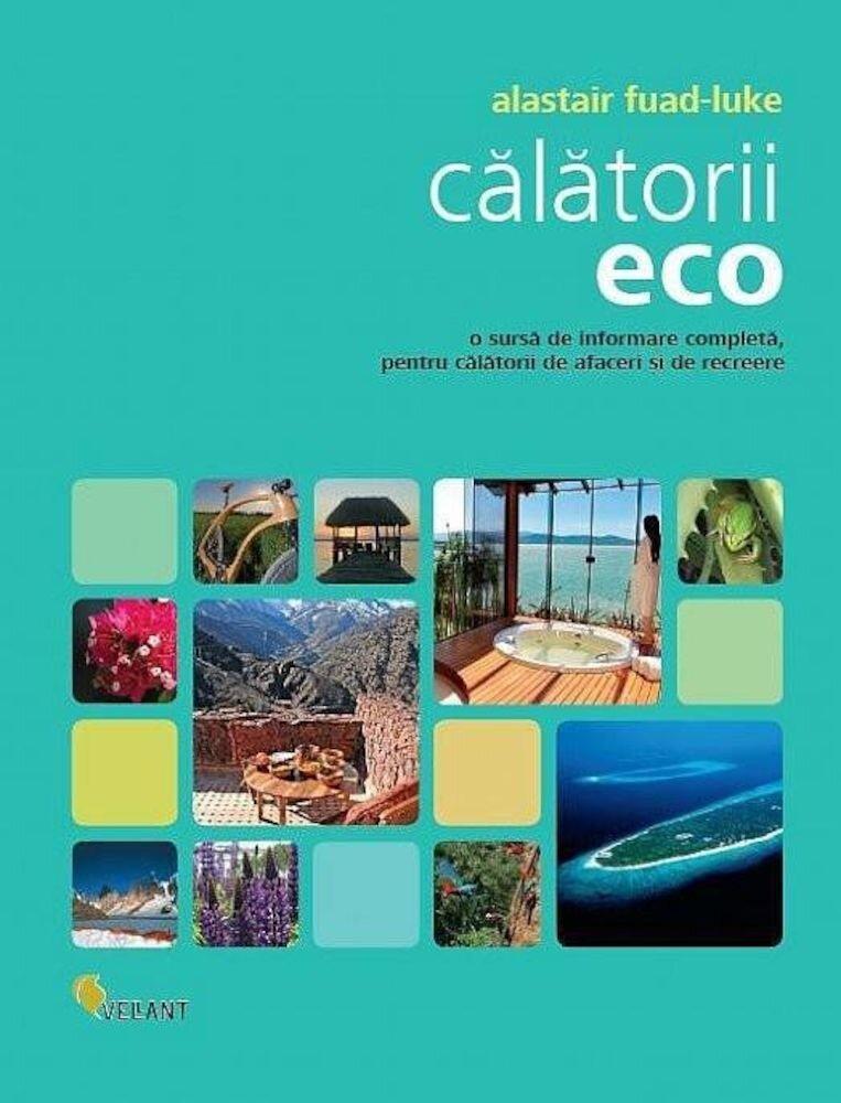 Coperta Carte Calatorii eco