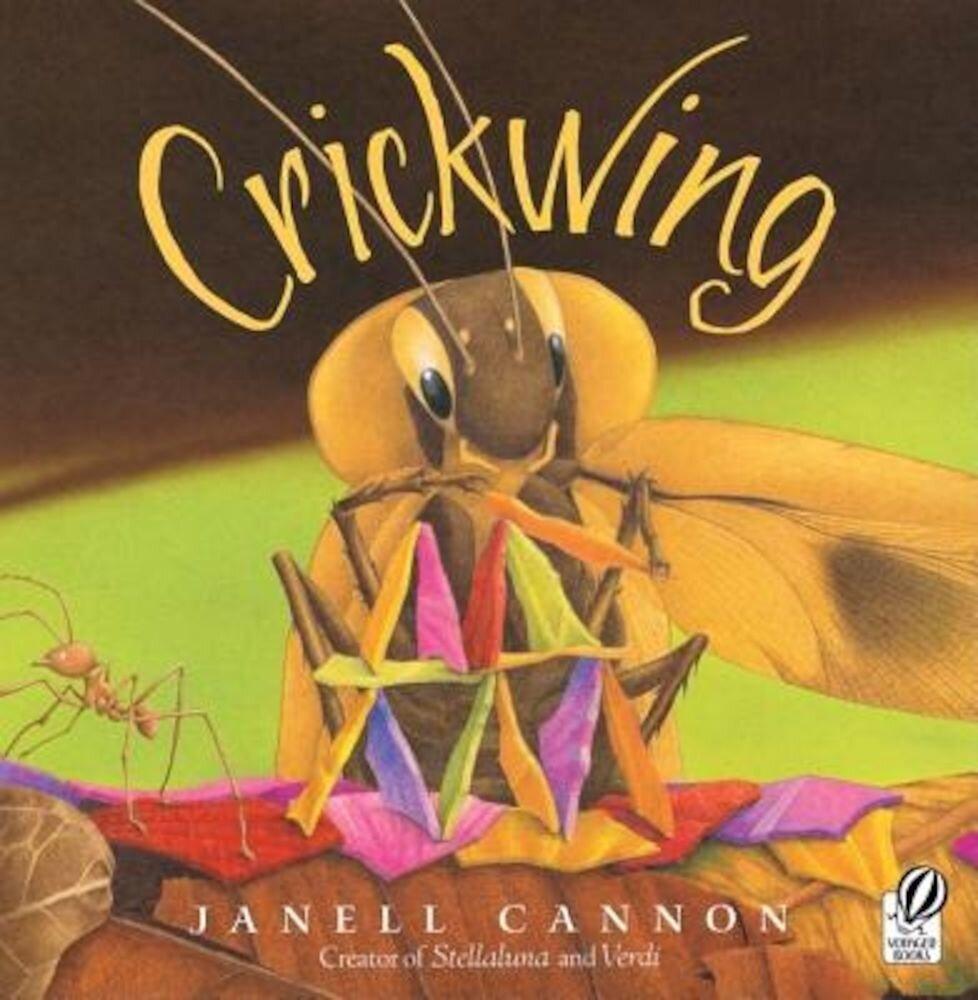 Crickwing, Paperback