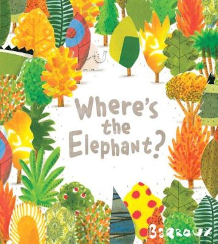 Where's the Elephant?, Hardcover