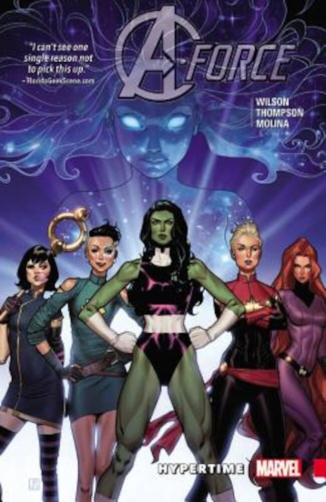 A-Force, Volume 1: Hypertime, Paperback