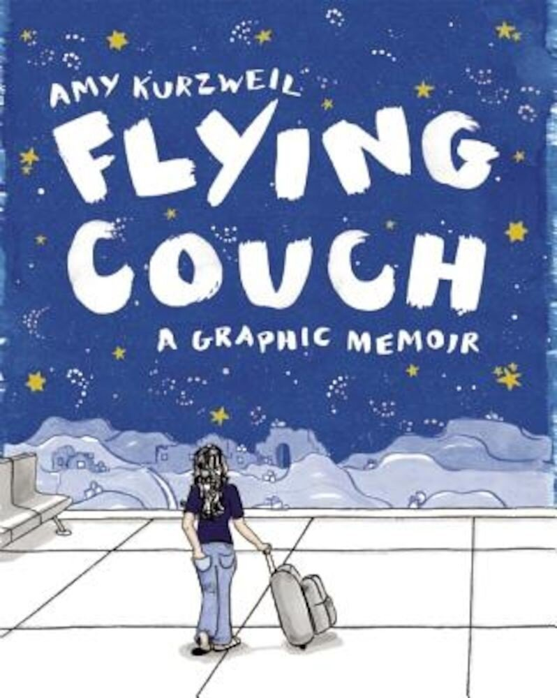 Flying Couch: A Graphic Memoir, Paperback