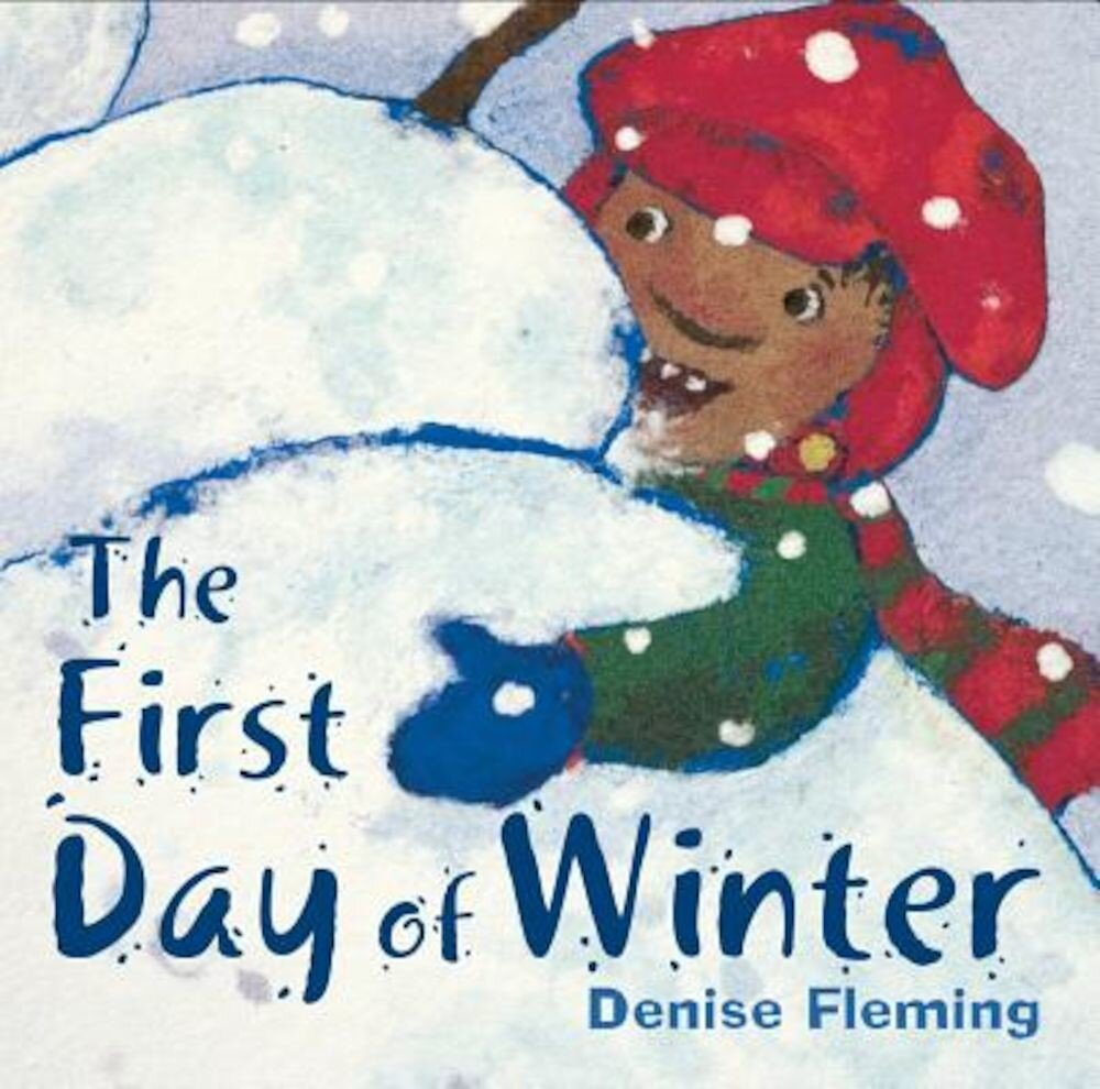 The First Day of Winter, Paperback