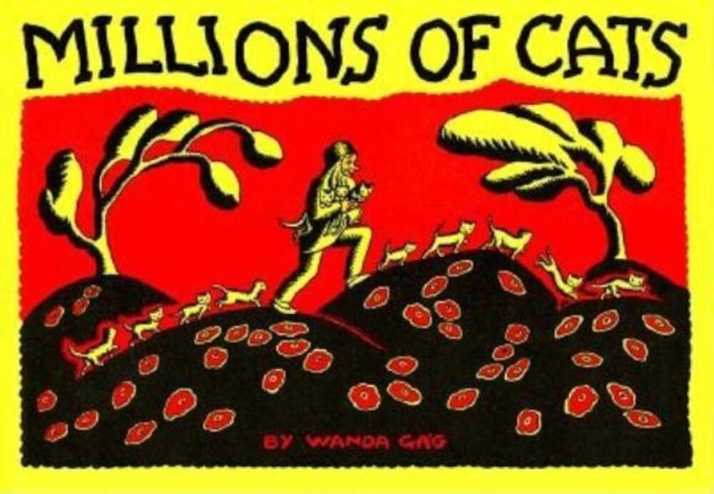 Millions of Cats, Hardcover