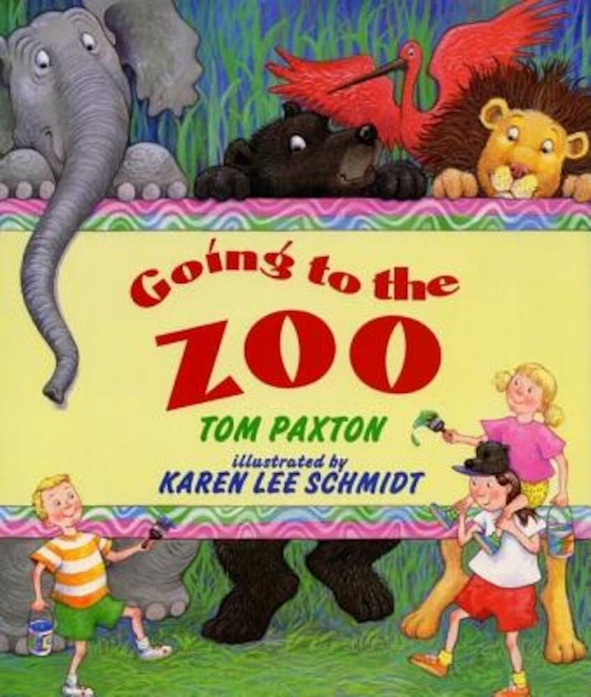 Going to the Zoo, Hardcover