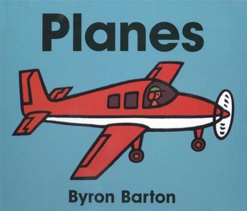 Planes Board Book, Hardcover