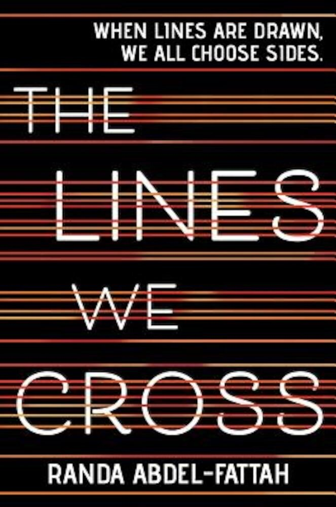The Lines We Cross, Hardcover
