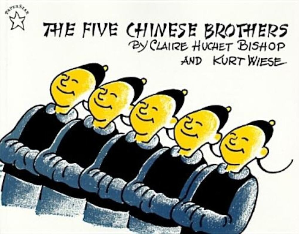 The Five Chinese Brothers, Paperback