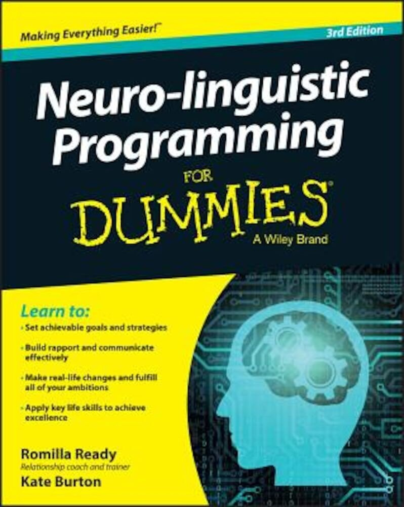 Neuro-Linguistic Programming for Dummies, Paperback