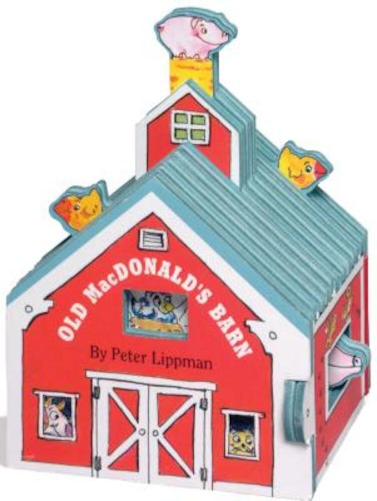 Mini House: Old MacDonald's Barn, Hardcover