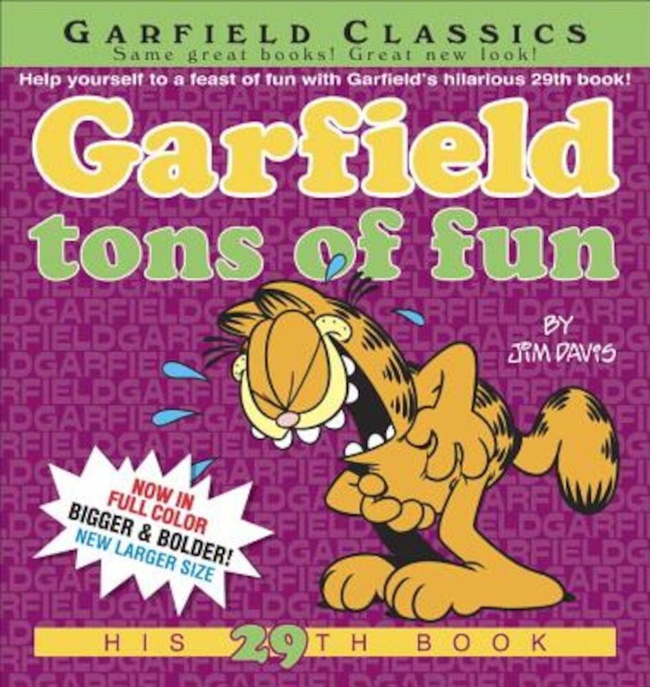 Garfield Tons of Fun, Paperback