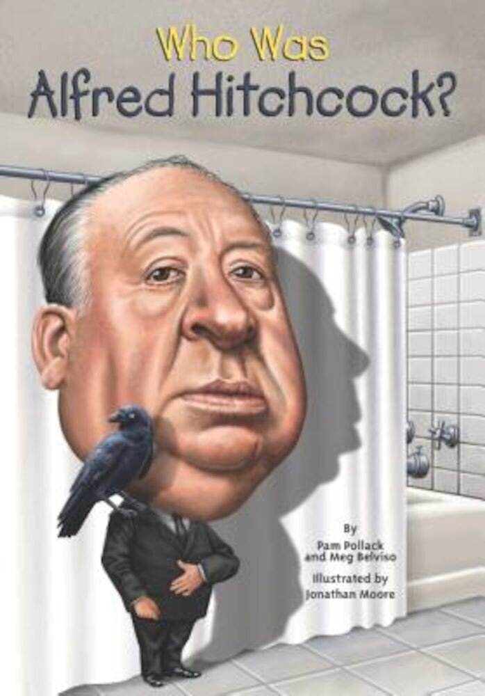 Who Was Alfred Hitchcock?, Paperback