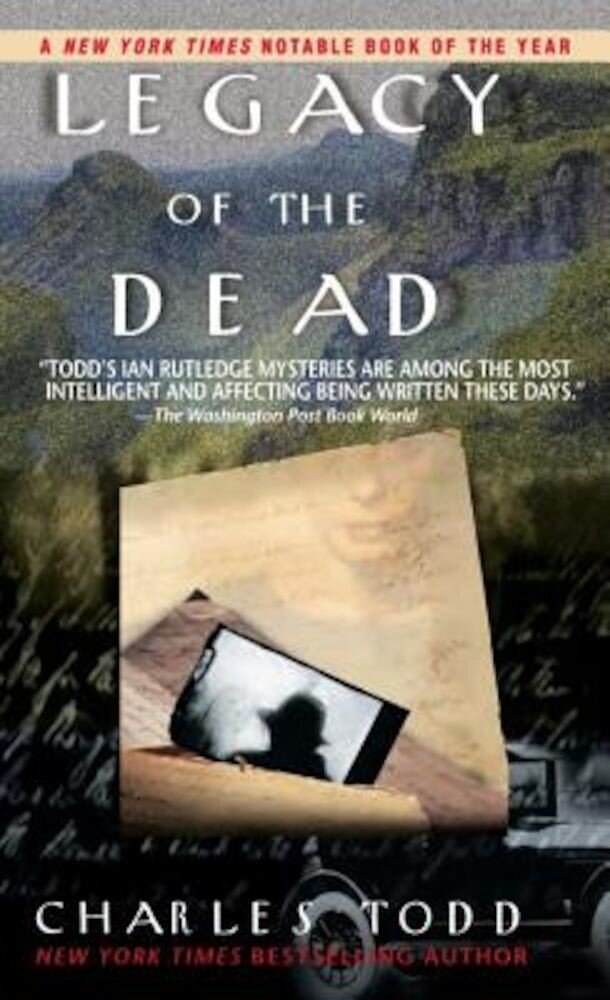 Legacy of the Dead, Paperback