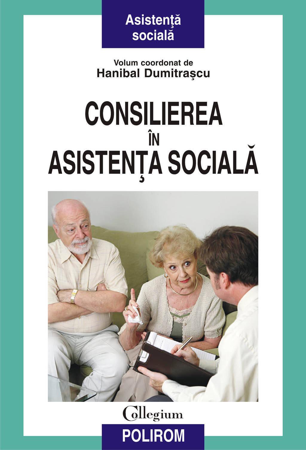 Consilierea in asistenta sociala (eBook)
