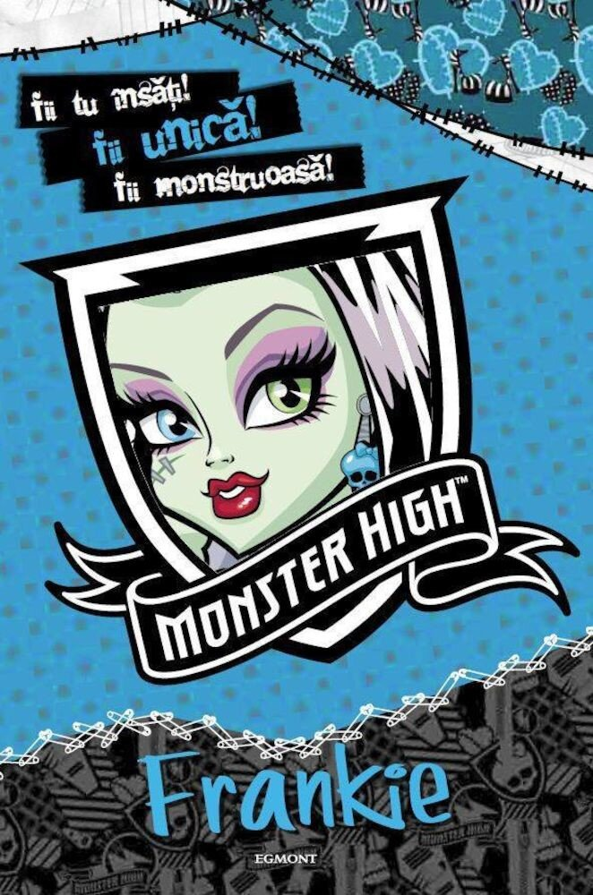 Monster High - Frankie