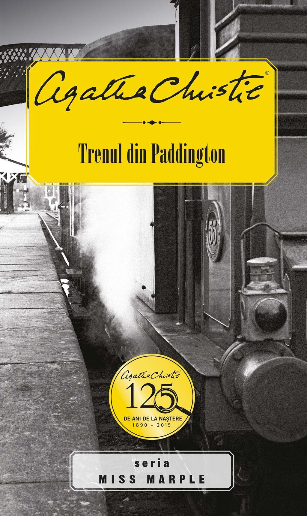 Trenul din Paddington (eBook)