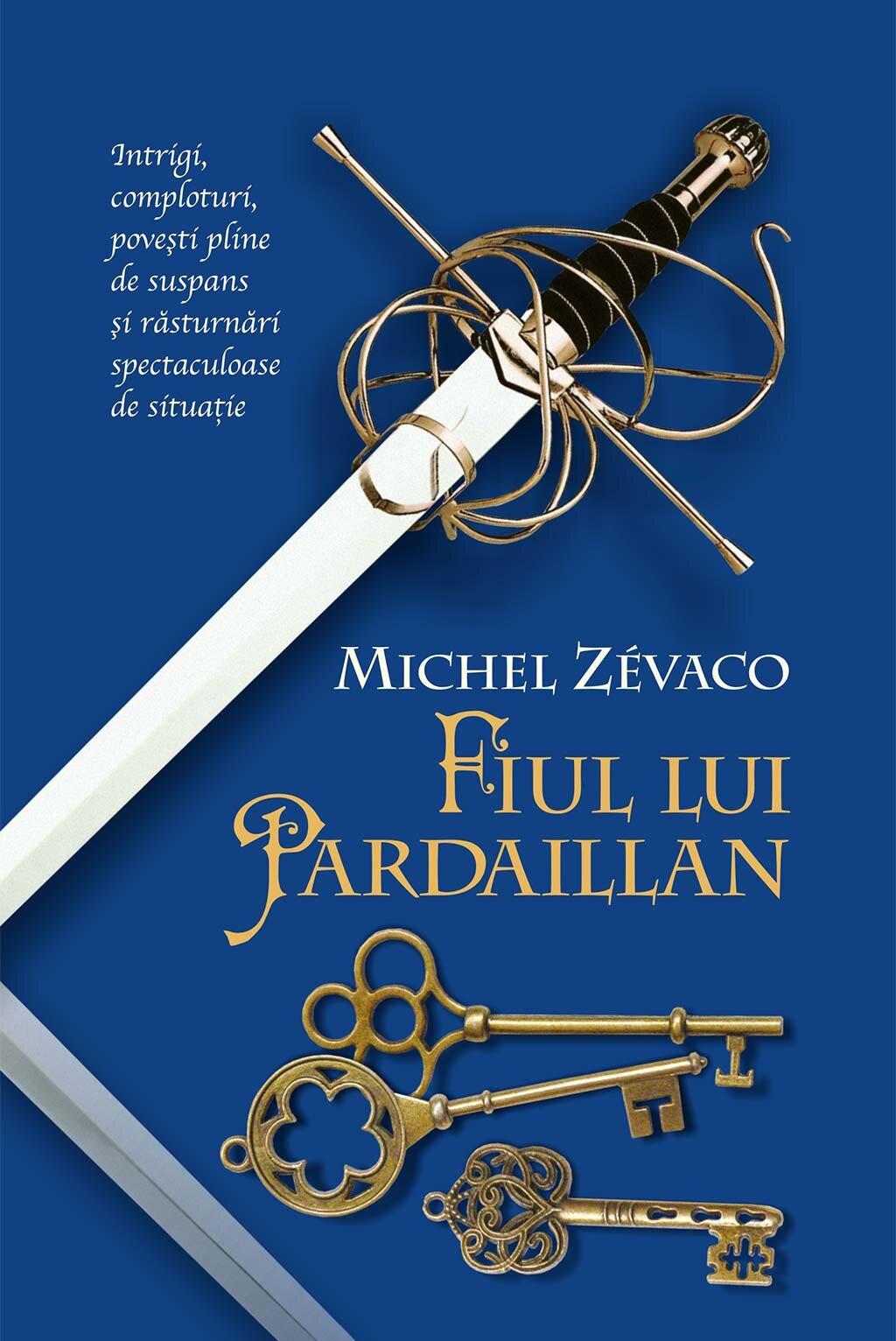Fiul lui Pardaillan (eBook)