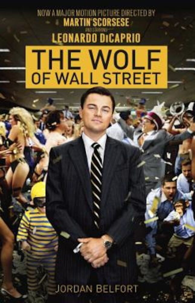 The Wolf of Wall Street, Paperback