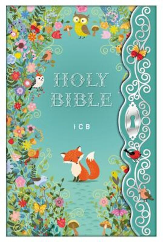 The ICB Blessed Garden Bible, Hardcover