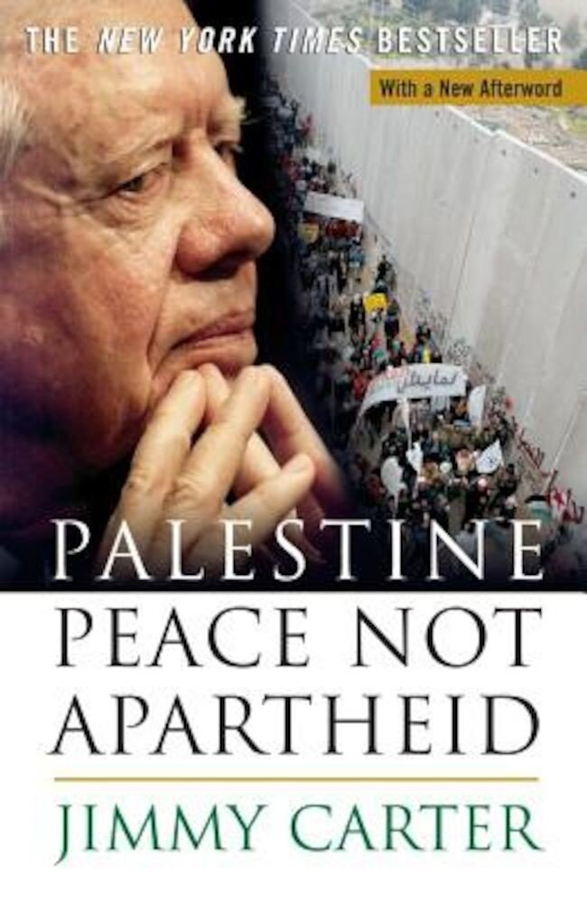 Palestine Peace Not Apartheid, Paperback