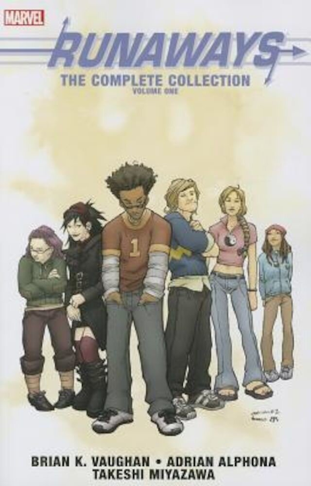 Runaways: The Complete Collection Volume 1, Paperback