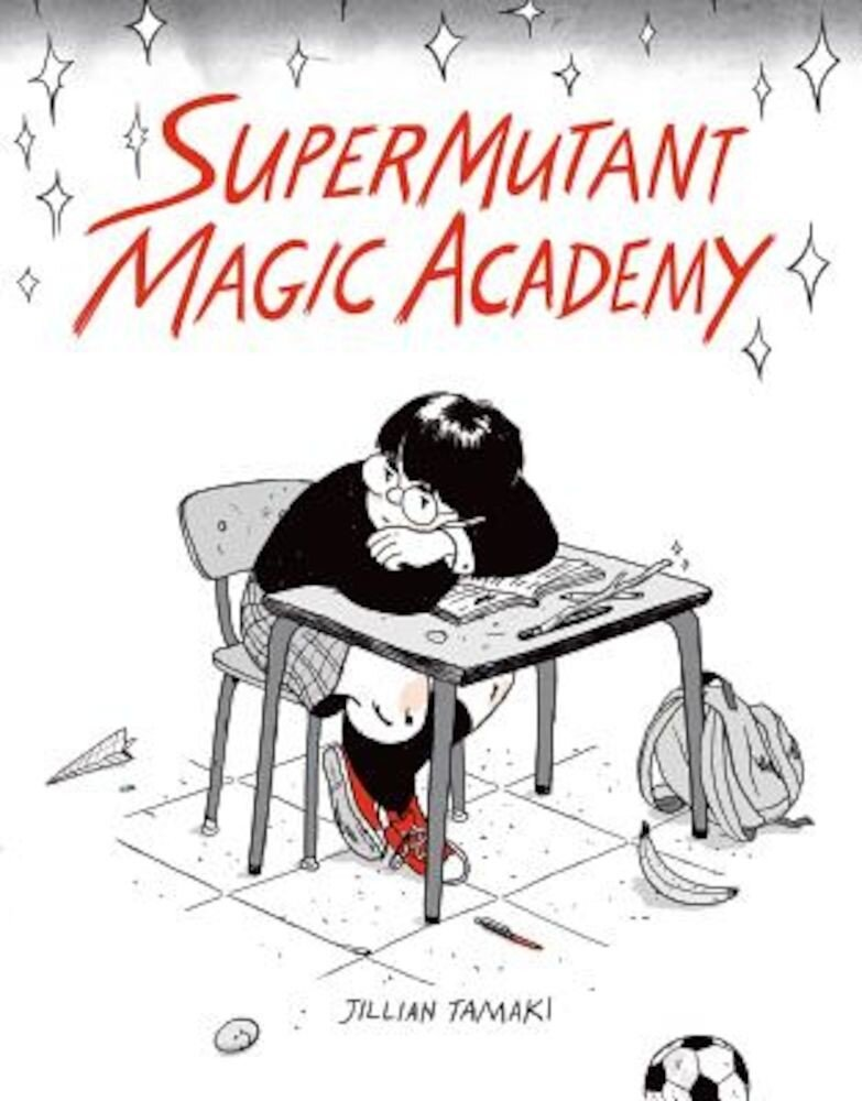 Supermutant Magic Academy, Paperback