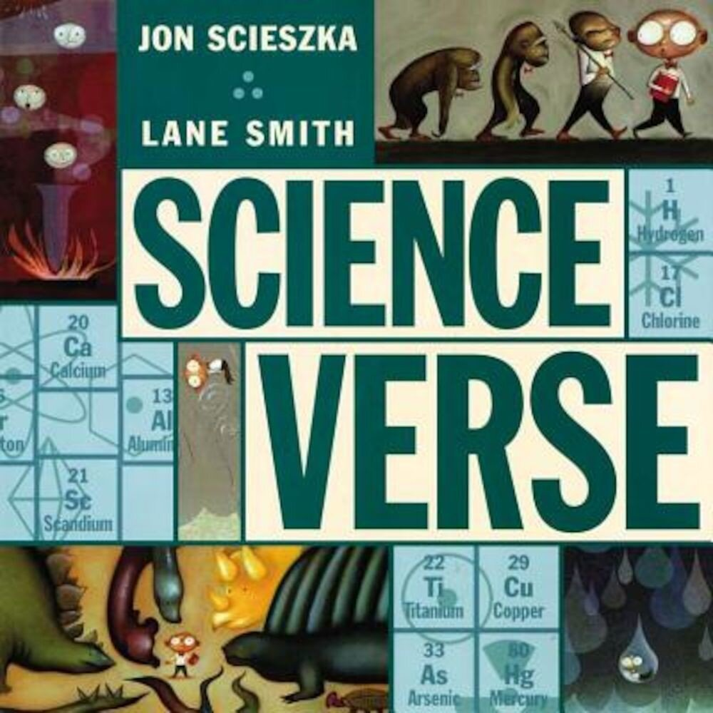 Science Verse, Hardcover