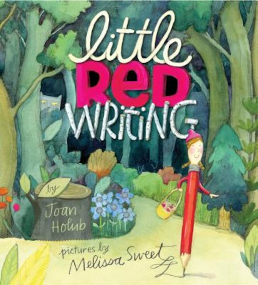 Little Red Writing, Hardcover