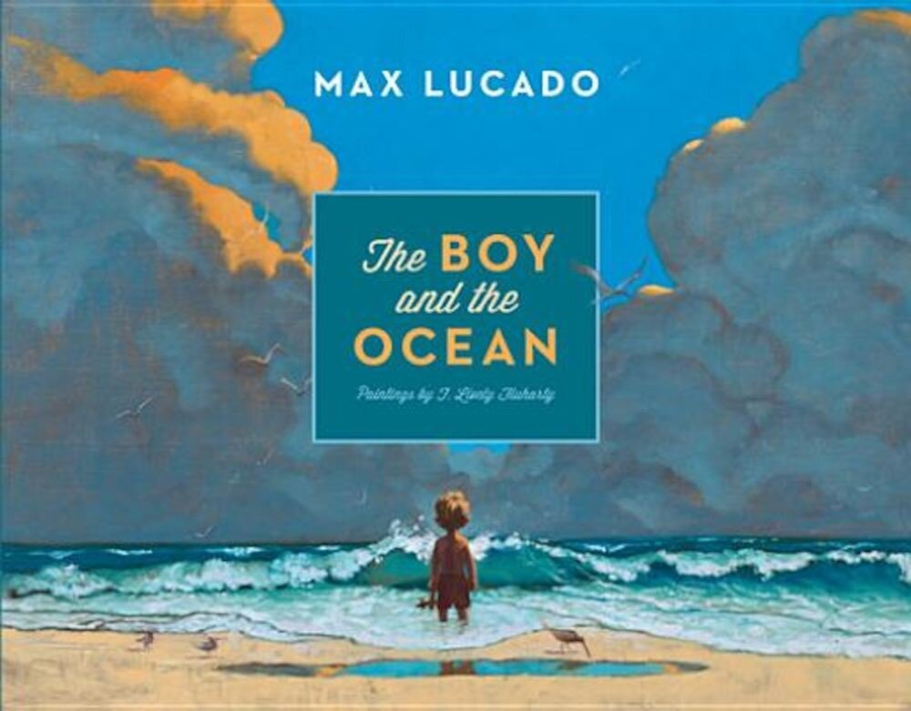 The Boy and the Ocean, Hardcover