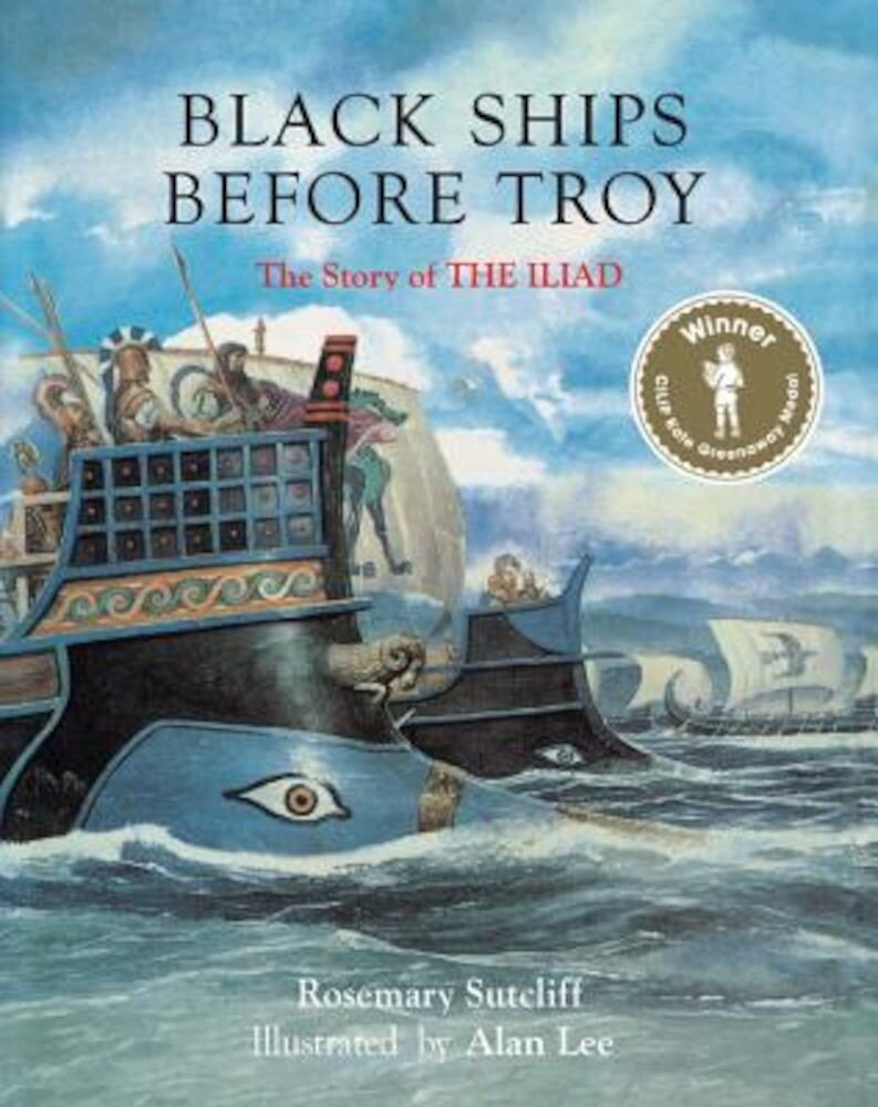 Black Ships Before Troy, Hardcover