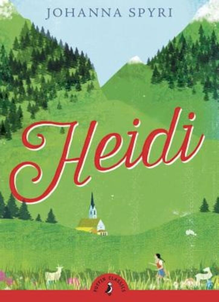 Heidi, Paperback