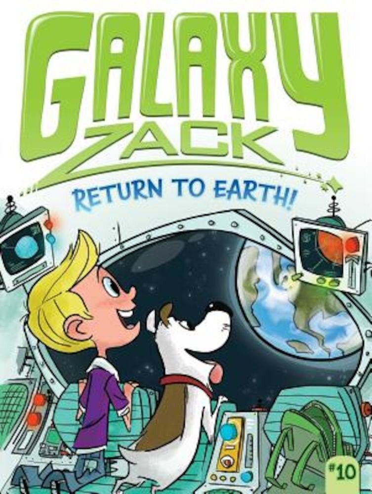 Return to Earth!, Paperback