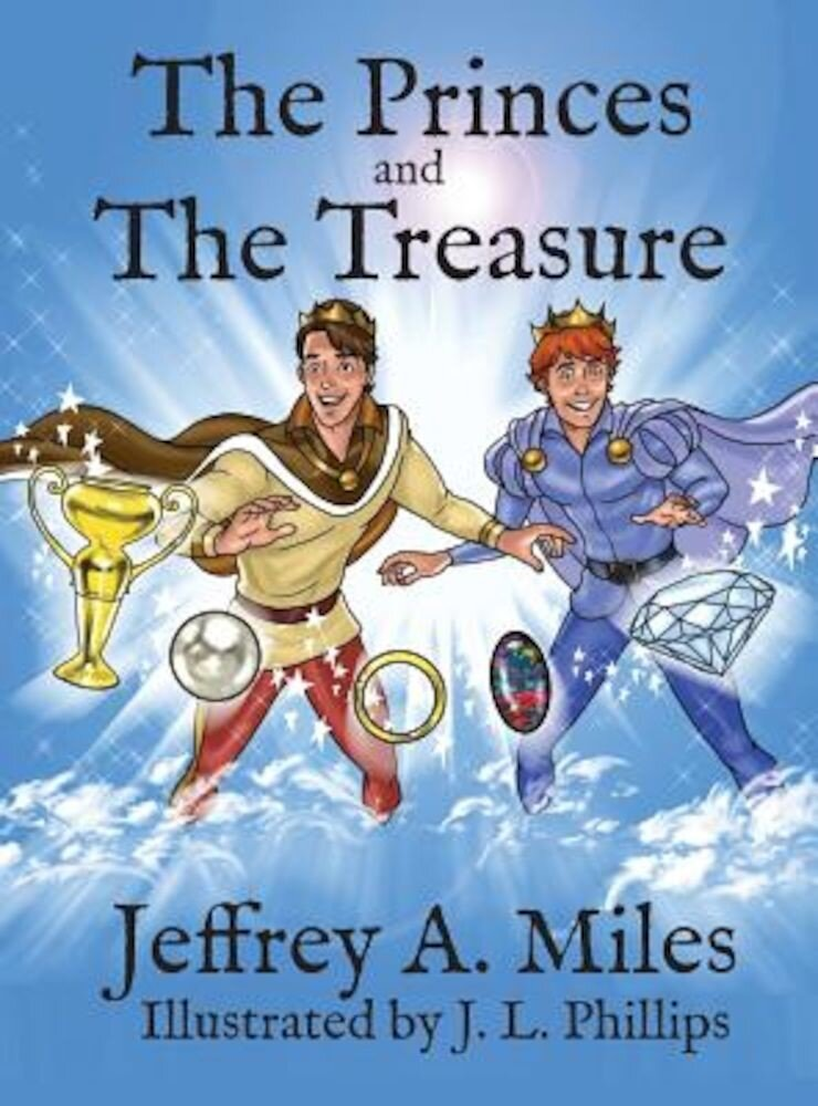 The Princes and the Treasure, Hardcover