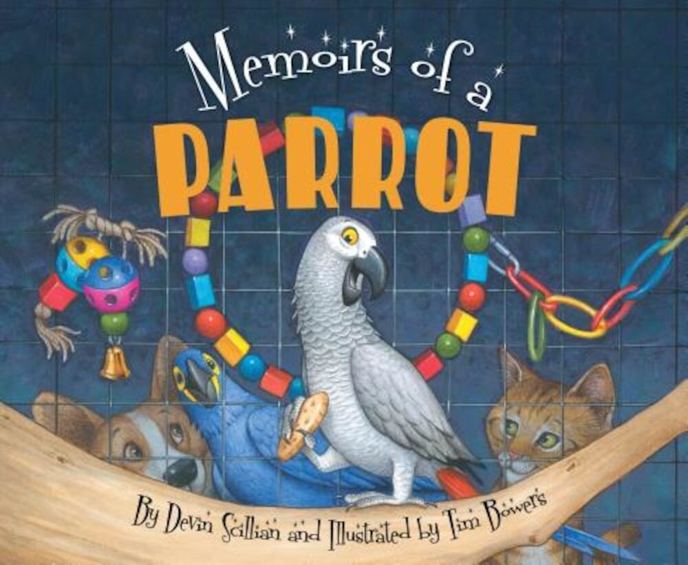 Memoirs of a Parrot, Hardcover