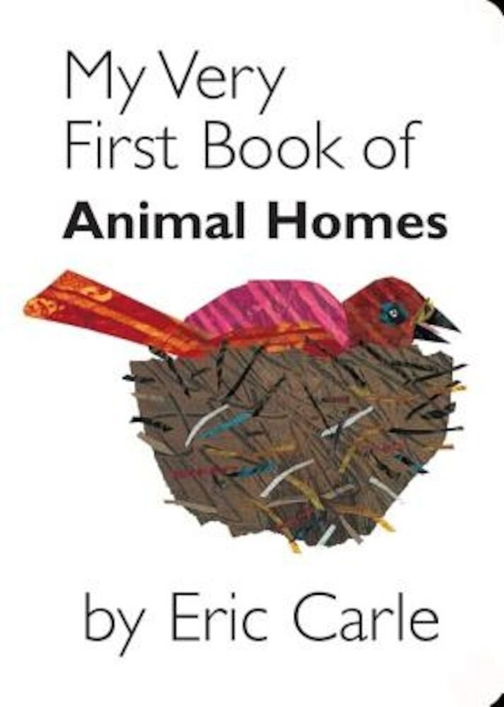 My Very First Book of Animal Homes, Hardcover